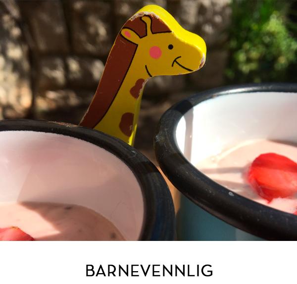 BARNEVENNLIG