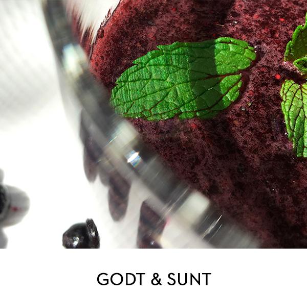 GODT OG SUNT