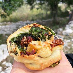 Snurrer med en smak fra middelhavet