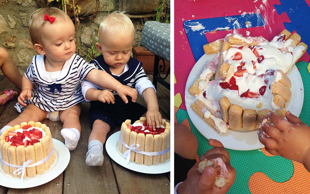 Den perfekte kaken til 1-årsdagen