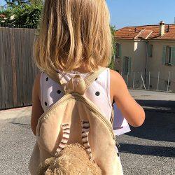 I Frankrike begynner treåringer på skolen!