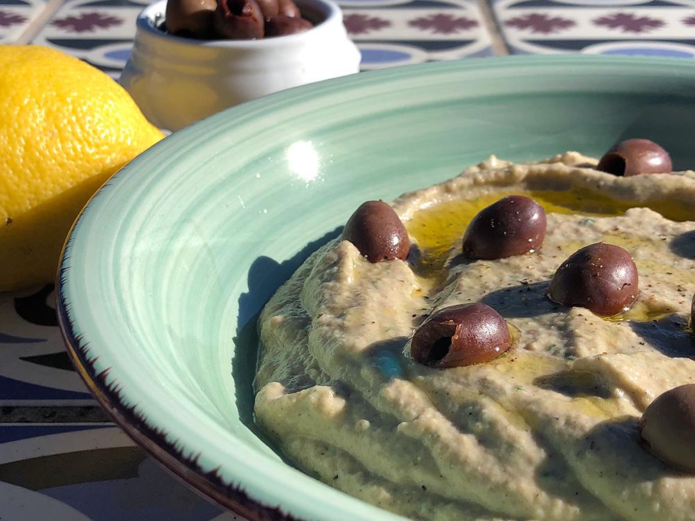 Baba ganoush - nydelig libanesisk dip med aubergine