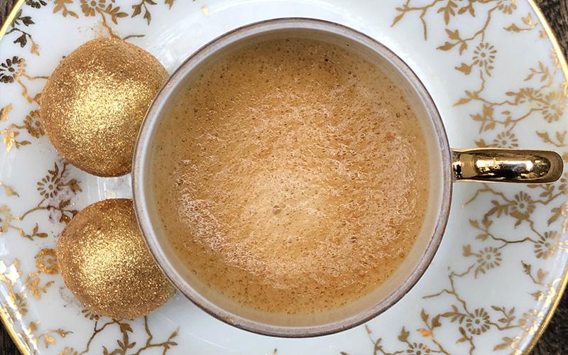 (U)farlig gode sjokoladekuler med kaffe