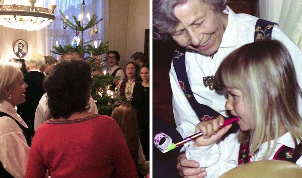 Juletrefest - Kommer nissen til Provence? Juletrefest