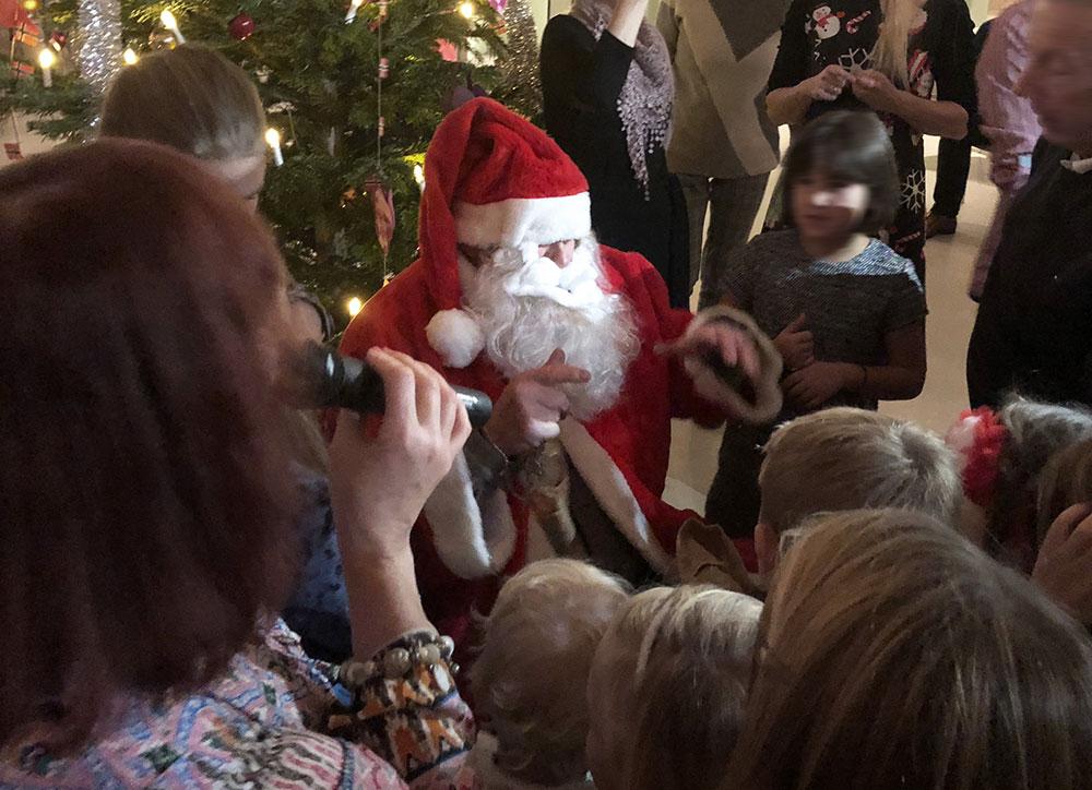 Kommer nissen til Provence? Juletrefest
