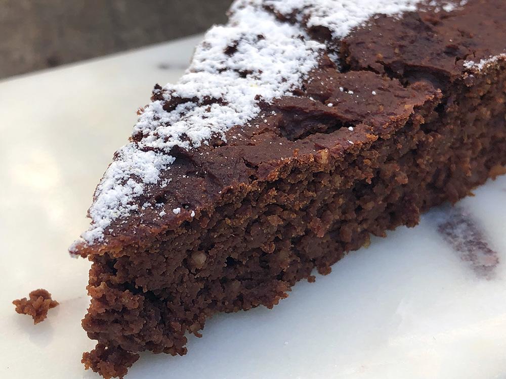 Brownie - naturlig søt og glutenfri!