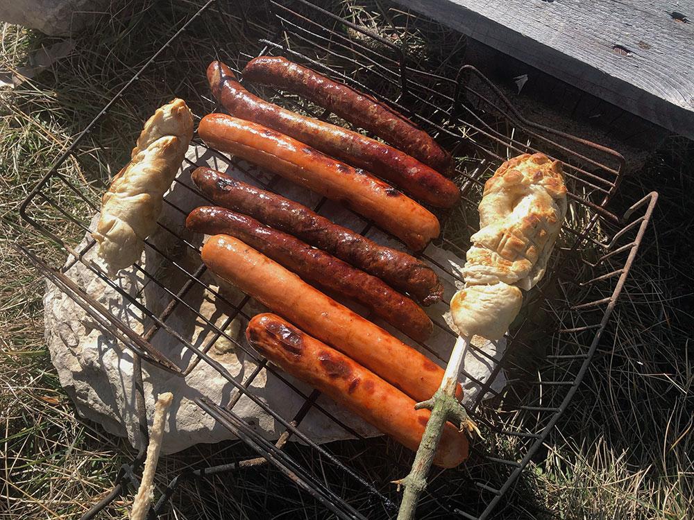 Pinnebrød og piknik