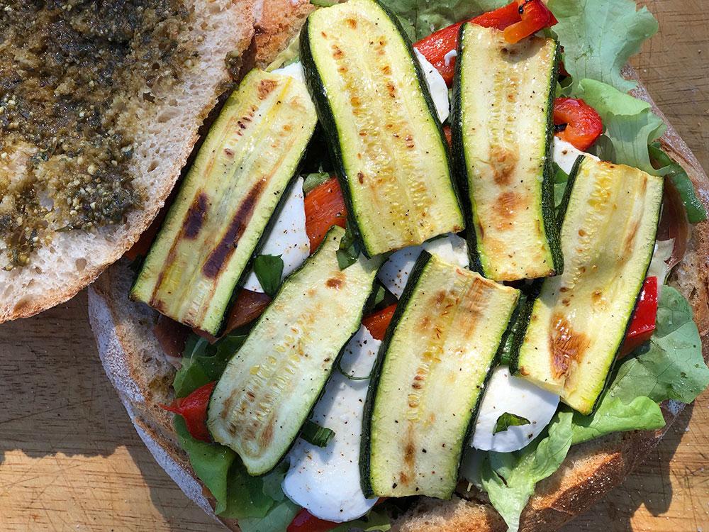 Perfekt piknikbrød