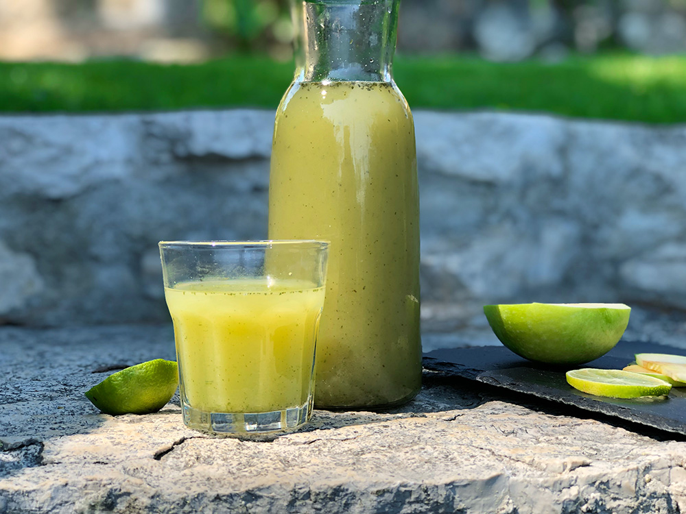 Detoxjuice – Grønn og skjønn!