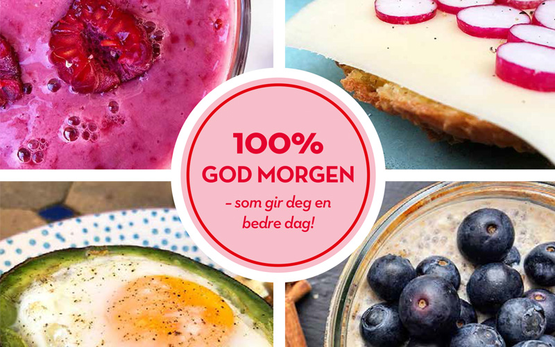 Frokostguiden 100% GOD MORGEN!