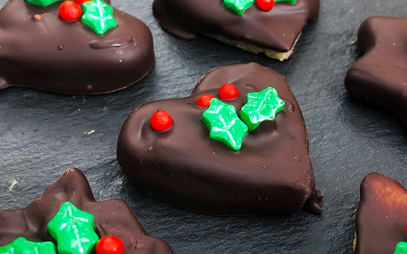 Søt julemarsipan uten sukker