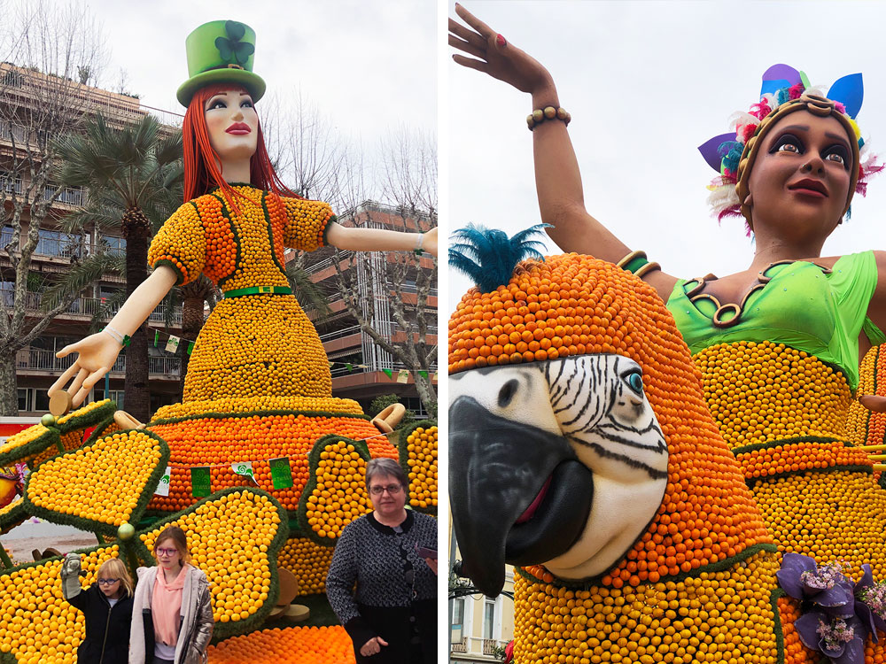 Menton sitronfestival 2020