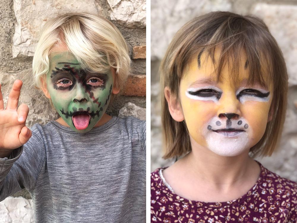 Aktiviteter for små barn