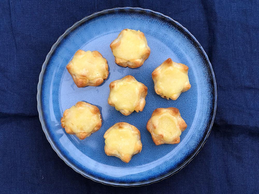 Søte og små sitronstjerner