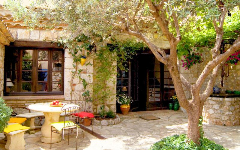Maison des oliviers - hage
